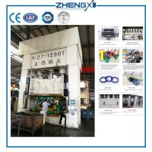 China 1250 Ton H Frame Hydraulic Press Sheet Metal Stamping Press High Performance Servo System Hydraulic Press on sale