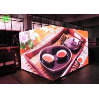 China P4 nation star indoor led module SMD p4 with hub 75 , full color SMD led video display on sale