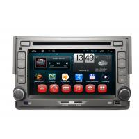 Quality H1 Starex Hyundai DVD Player Android GPS Navigation SWC Camera Input Bluetooth TV for sale