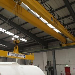 Quality Durable   15 Ton 20 Ton 25 Ton Double Girder Overhead Crane for sale