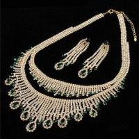 Buy cheap Fashionable jewelry set, luxury style, for party, anniversary and presentation from wholesalers