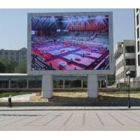 China P8 Digital Clock Outdoor full color smd Led Display Boards Custom Size rental/fixed using for outdoor on sale