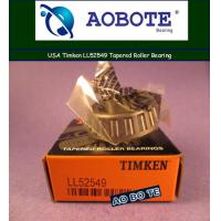 Quality Airport Timken Taper Roller Bearings With Long Life Low Noise for sale