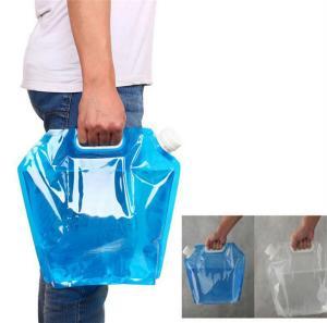 Best BPA Free Foldable Drinking Bottle / Outdoor Portable Sports Folding Water Bottle wholesale