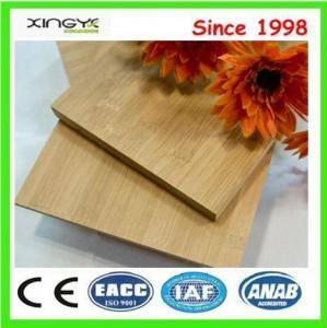 China carbonized horizontal bamboo flooring on sale