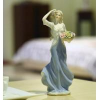 Best Home decorations wedding gifts- Western Women Statue wholesale