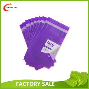 Best Metallic / Blank / Printed Self Adhesive Bags , Plastic Self Seal Bags Cosmetics Packaging wholesale