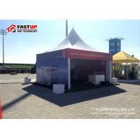 China Durable Large Industrial Tents , Heavy Duty Tents For Events Wind - Proof on sale