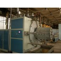 Quality Huge Diameter Hollowness HDPE Pipe Extrusion Line Wall Spiral Pipe Production Line for sale