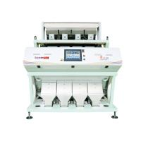 Intelligent Electronic Rice Color Sorter 4 Channels Long Service Life for sale