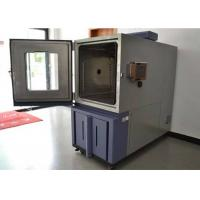Quality 33% Energy saving Military constant temperature and humidity chamber for sale