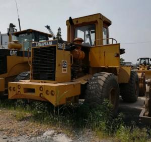 Quality Heavy Duty 162kW 966E Used  Machine Front Loader for sale