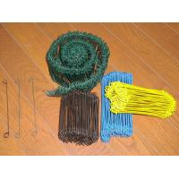 Buy cheap 2.50mm high tensile strength hot dipped Galv.steel wire from wholesalers