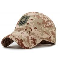Quality Unisex Army Style Embroidered Baseball Caps Sports Adjustable Snapback Design for sale