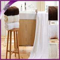 Quality cheap price wholesale bath room hotel 100% cotton white towel for sale