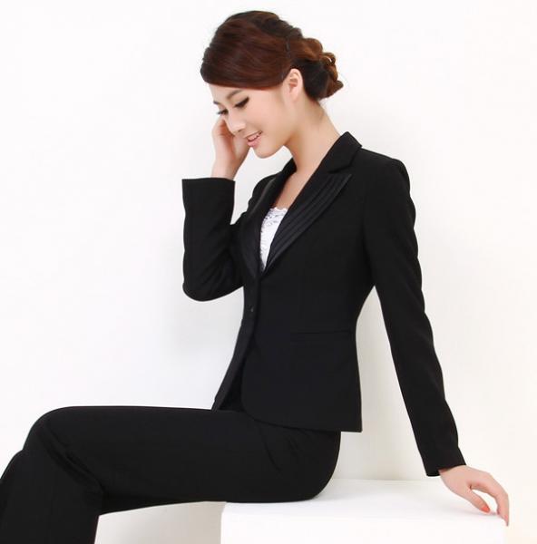 2012 fashion women business suits AF227