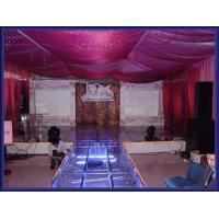 Quality Silver Color  1.22*1.22/1m*1m/1m*2m  4 level Adjustable  Acrylic Stage Platform for sale