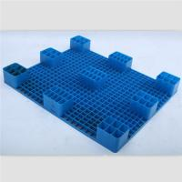 China  Euro Large Cargo Transport Plastic Pallet on sale