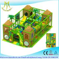 Hansel high quality plastic soft playground surface
