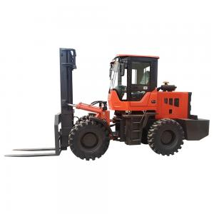 Quality all-terrain forklift FD50 for sale
