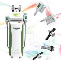 Quality Non-invasive Non-surgical Cryolipolysis RF Cavitation Slimming Beauty Instrument for sale