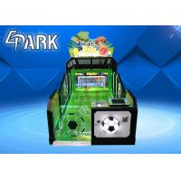 Indoor Soccer Arcade Machine / Football Throwing Arcade Game Machine Bring Fun for sale