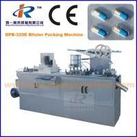 DPB-320 Automatic Capsule Blister Packing Machine