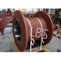 Quality JZSC—T Model Wire Rope Winch Drum , Lebus Grooved Drum Hydraulic Drive for sale