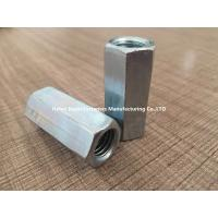Quality M5 - M64 Size Steel Hex Nuts JB /T 8004.3 Standard Grade 4.8 For Industry for sale
