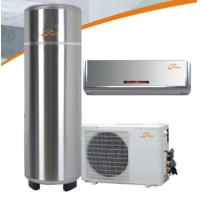 China hot water +heating+cooling house use air source heat pump 20kw heating capacity air to water heat pump on sale