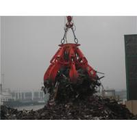 Quality scrap grab orange peel for sale