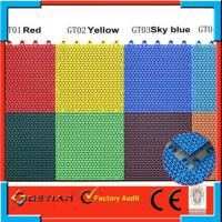 China Removable Futsal Flooring Covering Non Toxic With Multi Color on sale