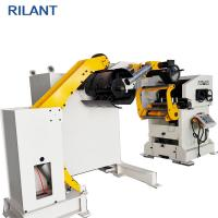 Quality 3 IN 1 Decoiling Machine Cut To Length Line Machine 5900 × 5000 × 2500mm Size for sale