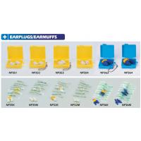 Quality Safety EarPlugs/EarMuffs Standard 26db to 37 db with certificate CE & ANSI for sale