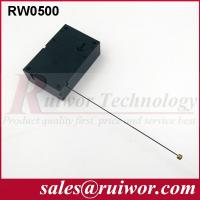 Buy Cuboid Shaped Anti Theft Retractable Security Tether For Product Positioning at wholesale prices