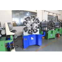 Quality Automatic Spring Manufacturing Machine / Cam Coil Spring Making Machine  for sale