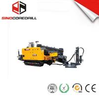 Best Thrust-pullback force 180KN horizontal drilling drilling rig with 97KW power engine wholesale
