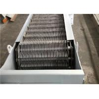 Quality Sewage Processing Wastewater Fine Screens Filter Industrial Grade Robust  Structure for sale