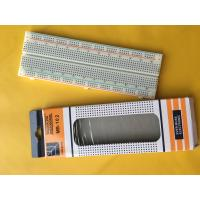 830 ponits Big Breadboard MB-102 5.6x16.5x0.85cm with red blue line printed best price and quality