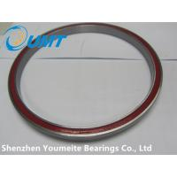 China Chrome Steel Deep Groove Thin Wall Bearing P6 165.1x184.15x12.7mm on sale