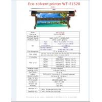 Quality special 1.52m eco solvent printer for sale