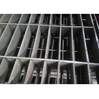 Quality High StrengthCarbon Steel Floor Grating Industrial Catwalk Grating Light Structure for sale