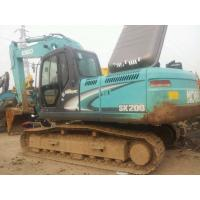 70000USD Japan 2011 Kobelco SK200  20Ton used excavator SK200-8 for sale