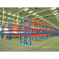 China Industrial Double - Deep Pallet Racking Systems For Distribution Centers on sale