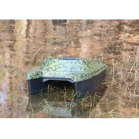 Quality RC fishing bait boat DEVC-308 , camouflage carp fishing bait boat CE Certification for sale