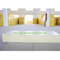 China High Performance Extruded Polystyrene Foam Board for Airport Runway on sale