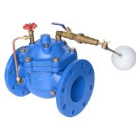 Quality Light Weight Float Control Valve 100X  Easy To Install Convenient Maintenance for sale