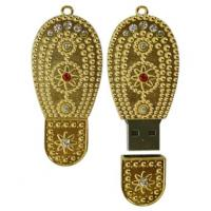 Quality Gold Bar shape diamond usb stick for pomotional gift 128mb 256mb 1g 2g 4g 8g 16g for sale