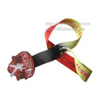 Quality Customized Lanyard For Medals, Sports Medal Lanyards for sale