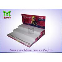 Best Supermarket retailed make up Counter Top Display Stands environment friendly wholesale